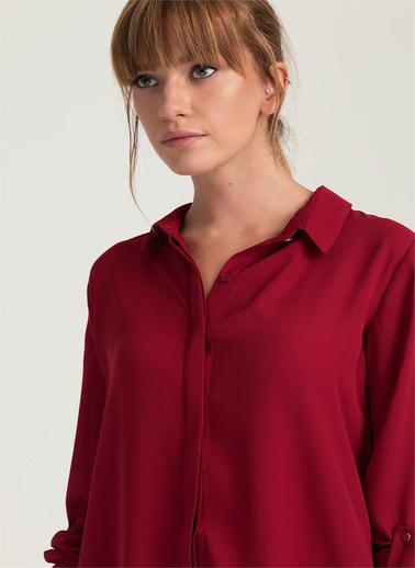 Uzun Kollu Gömlek-Setre